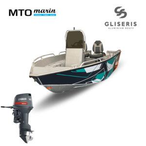Gliseris GS46 + Yamaha 60